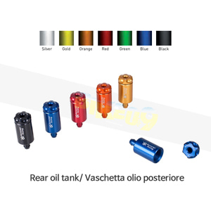 보나미치 레이싱 Rear oil tank/ Vaschetta olio posteriore (BLACK/BLUE/GREEN/GOLD/ORANGE/RED/SILVER) 브레이크 리저브 오일 탱크 0040