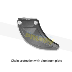 보나미치 레이싱 Chain protection with aluminum plate 체인가드 ICP2