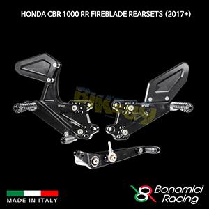 보나미치 HONDA 혼다 CBR1000RR Fireblade Rearsets (2017+) 튜닝 부품 파츠