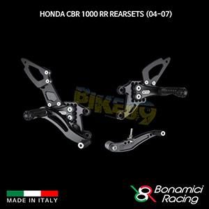 보나미치 HONDA 혼다 CBR1000RR Rearsets (04-07) 튜닝 부품 파츠
