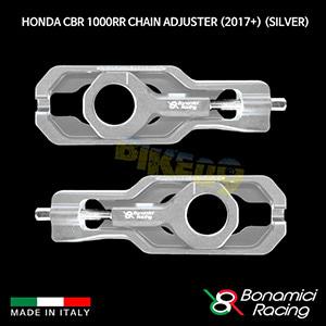 보나미치 HONDA 혼다 CBR1000RR Chain Adjuster (2017+) (Silver) 튜닝 부품 파츠
