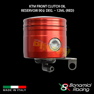 보나미치 KTM Front Clutch Oil Reservoir 90º deg. - 12ML (Red) 튜닝 부품 파츠