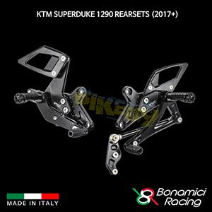 보나미치 KTM 슈퍼듀크1290 Rearsets (2017+) 튜닝 부품 파츠