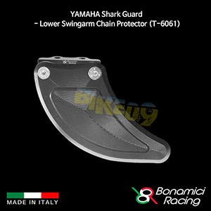 보나미치 YAMAHA 야마하 Shark Guard - Lower Swingarm Chain Protector (T-6061) 튜닝 부품 파츠