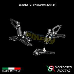 보나미치 YAMAHA 야마하 페이저 FZ-07 Rearsets (2014+) 튜닝 부품 파츠