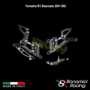 보나미치 YAMAHA 야마하 R1 Rearsets (04-06) 튜닝 부품 파츠