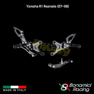 보나미치 YAMAHA 야마하 R1 Rearsets (07-08) 튜닝 부품 파츠