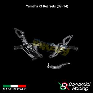 보나미치 YAMAHA 야마하 R1 Rearsets (09-14) 튜닝 부품 파츠