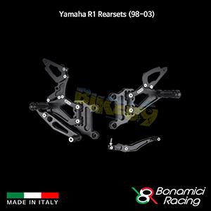 보나미치 YAMAHA 야마하 R1 Rearsets (98-03) 튜닝 부품 파츠