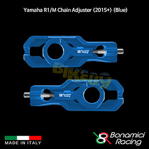 보나미치 YAMAHA 야마하 R1/M Chain Adjuster (2015+) (Blue) 튜닝 부품 파츠