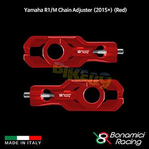 보나미치 YAMAHA 야마하 R1/M Chain Adjuster (2015+) (Red) 튜닝 부품 파츠