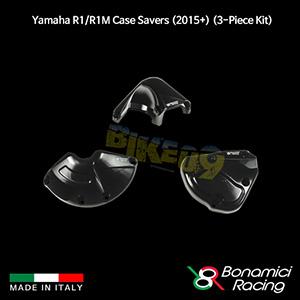 보나미치 YAMAHA 야마하 R1/R1M Case Savers (2015+) (3-Piece Kit) 튜닝 부품 파츠