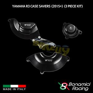 보나미치 YAMAHA 야마하 R3 CASE SAVERS (2015+) (3 PIECE KIT) 튜닝 부품 파츠