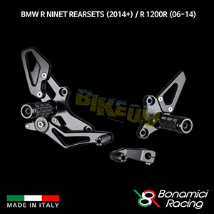 보나미치 BMW 알나인티 Rearsets (2014+) / R1200R (06-14) 튜닝 부품 파츠