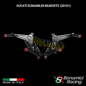 보나미치 DUCATI 두카티 스크램블러 Rearsets (2015+) 튜닝 부품 파츠