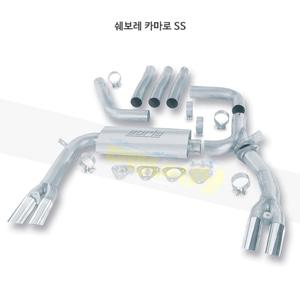 쉐보레 카마로 SS 캣백 Exhaust 시스템 (84-92)- 볼라 어택 배기 머플러 Part #14888