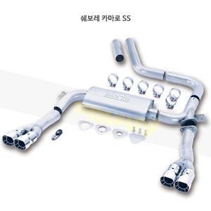 쉐보레 카마로 SS 캣백 Exhaust 시스템 S-타입 (98-02)- 볼라 어택 배기 머플러 Part #14780