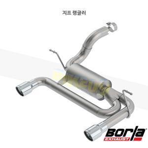 지프 랭글러 액슬백 Exhaust 시스템 ATAK (18-21)- 볼라 어택 배기 머플러 Part #11957