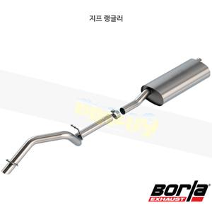 지프 랭글러 캣백 Exhaust 시스템 S-타입 (18-21)- 볼라 어택 배기 머플러 Part #140829