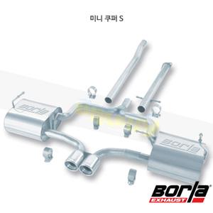 미니 쿠퍼 S 캣백 Exhaust 시스템 투어링 (04-08)- 볼라 어택 배기 머플러 Part #140120