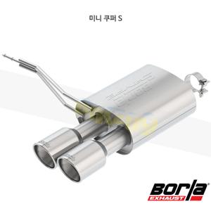 미니 쿠퍼 S 액슬백 Exhaust 시스템 (14-20)- 볼라 어택 배기 머플러 Part #11915