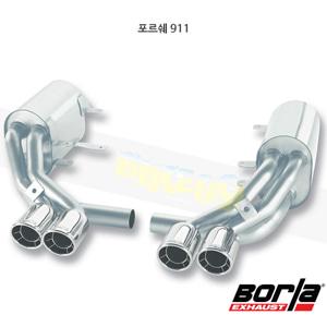 포르쉐 911 캣백 Exhaust 시스템 (05-08)- 볼라 어택 배기 머플러 Part #140234