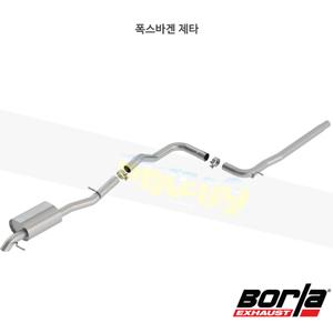 폭스바겐 제타 캣백 Exhaust 시스템 S-타입 (19-20)- 볼라 어택 배기 머플러 Part #140763