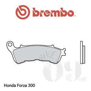 Honda Forza 300 브레이크 패드 브렘보 프론트