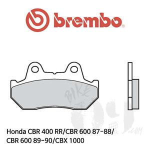 Honda CBR 400 RR/CBR 600 87-88/CBR 600 89-90/CBX 1000 브레이크 패드 브렘보