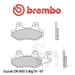 Suzuki DR 800 S Big 91-97 오토바이 브레이크 패드 브렘보