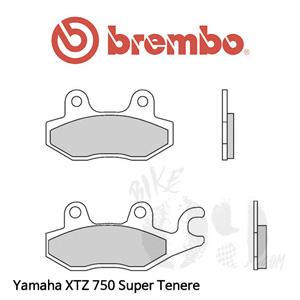 Yamaha XTZ 750 Super Tenere 브레이크 패드 브렘보 07YA2206
