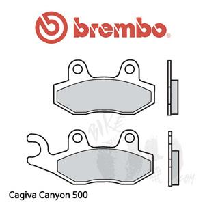 Cagiva Canyon 500 브레이크 패드 브렘보