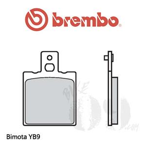 Bimota YB9 브레이크패드 브렘보