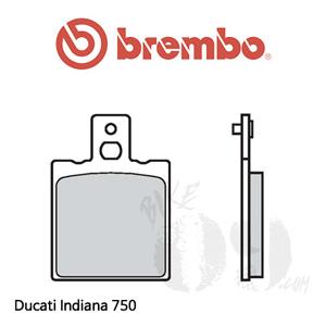 두카티 Indiana 750 브레이크패드 브렘보