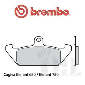 Cagiva Elefant 650 / Elefant 750 / 브레이크 패드 브렘보 신터드