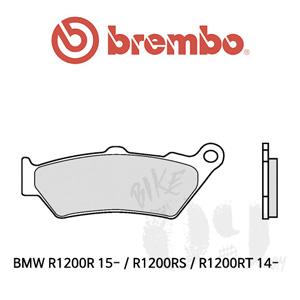 BMW R1200R 15- / R1200RS / R1200RT 14- / 오토바이 브레이크패드 브렘보
