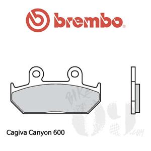 Cagiva Canyon 600 브레이크패드 브렘보