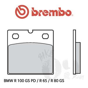 BMW R100GS PD / R65 / R80GS / 오토바이 브레이크패드 브렘보