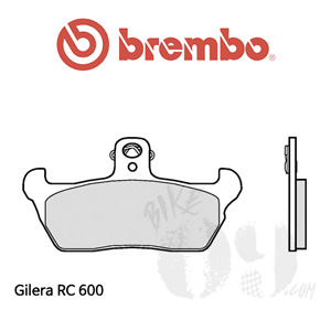 Gilera RC 600 브레이크패드 브렘보