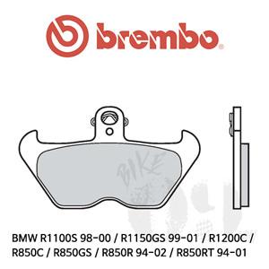 BMW R1100S 98-00 / R1150GS 99-01 / R1200C / R850C / R850GS / R850R 94-02 / R850RT 94-01 / 오토바이 브레이크 패드 브렘보