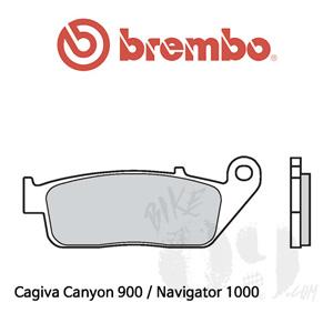 Cagiva Canyon 900 / Navigator 1000 / 브레이크패드 브렘보 신터드 스트리트