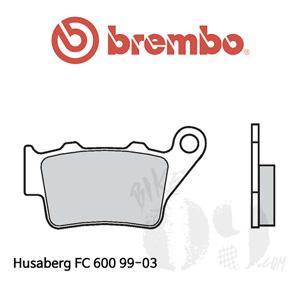 Husaberg FC 600 99-03 / 브레이크패드 브렘보