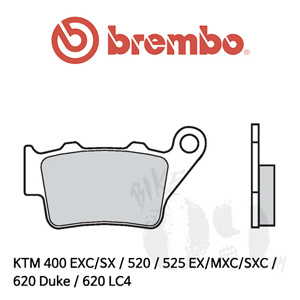 KTM 400 EXC/SX / 520 / 525 EX/MXC/SXC / 620 Duke / 620 LC4 / 브레이크패드 브렘보