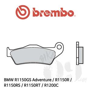 BMW R1150GS Adventure / R1150R / R1150RS / R1150RT / R1200C / 리어용 브레이크패드 브렘보 신터드 스트리트