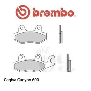 Cagiva Canyon 600 브레이크패드 브렘보 신터드 스트리트 07YA22SA