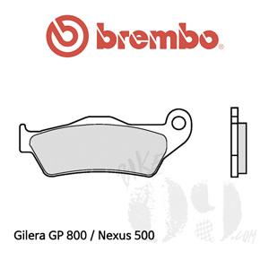 Gilera GP 800 / Nexus 500 / 브레이크패드 브렘보 신터드 스트리트