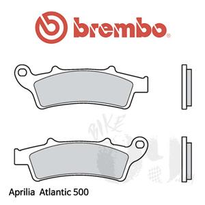 아프릴리아 Atlantic 500 브레이크패드 브렘보