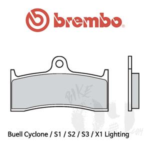 Buell Cyclone / S1 / S2 / S3 / X1 Lighting /오토바이 브레이크패드 브렘보 신터드 스트리트