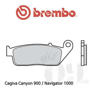 Cagiva Canyon 900 / Navigator 1000 /브레이크패드 브렘보 신터드 레이싱