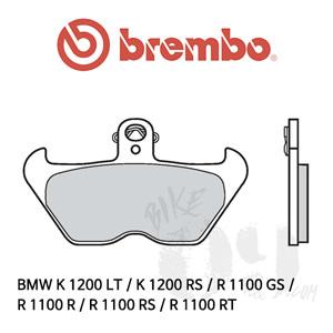 BMW K 1200 LT / K 1200 RS / R 1100 GS / R 1100 R / R 1100 RS / R 1100 RT / 브레이크패드 브렘보 신터드 스트리트